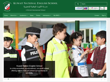 Kuwait National English School